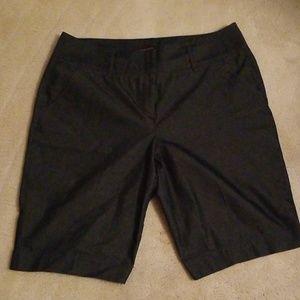 Size 16 Jean Shorts